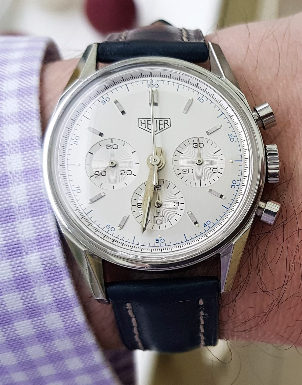 Heuer Carrera Re-edition #2