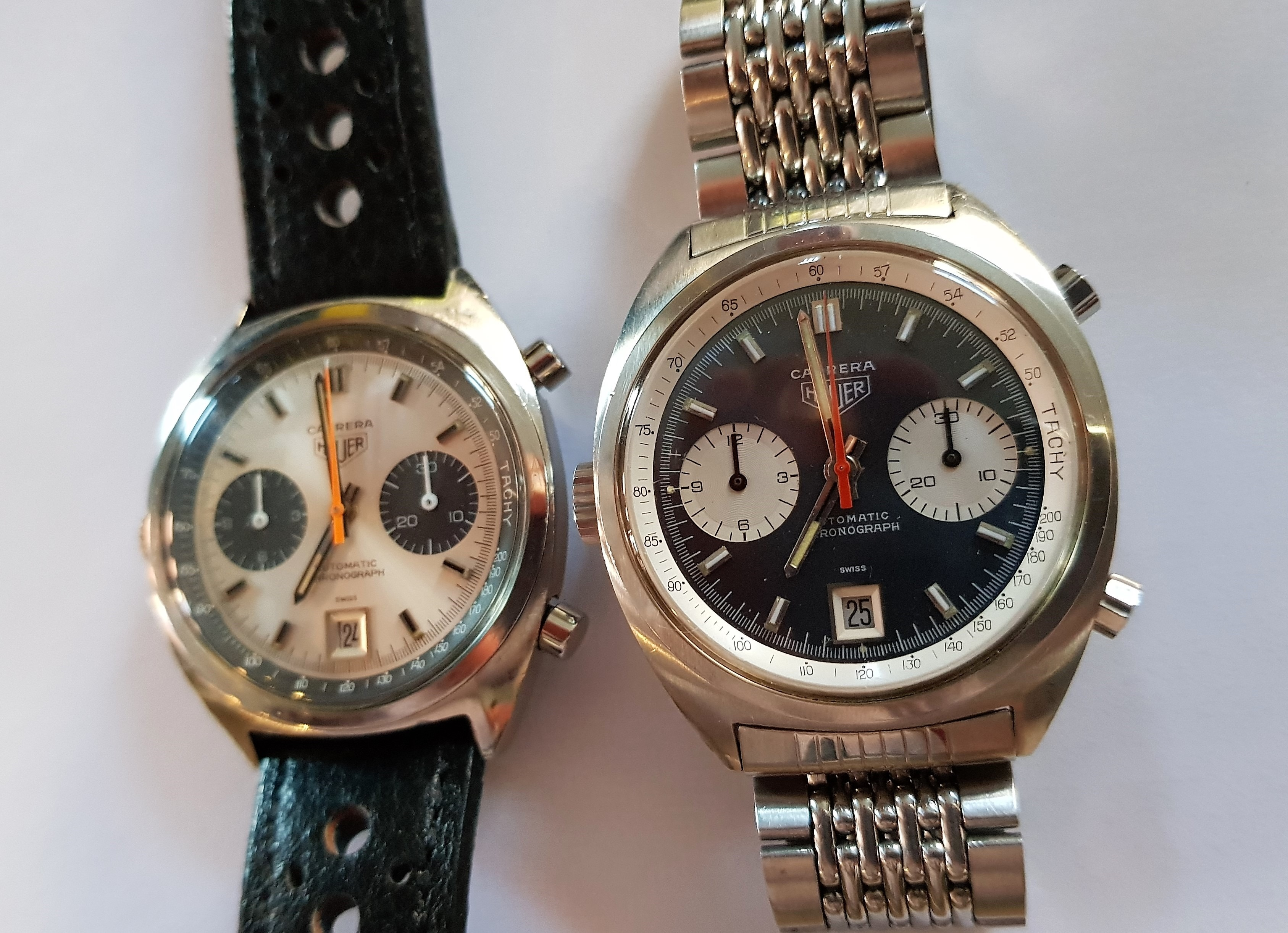 Heuer – Vintage Watch Advisors