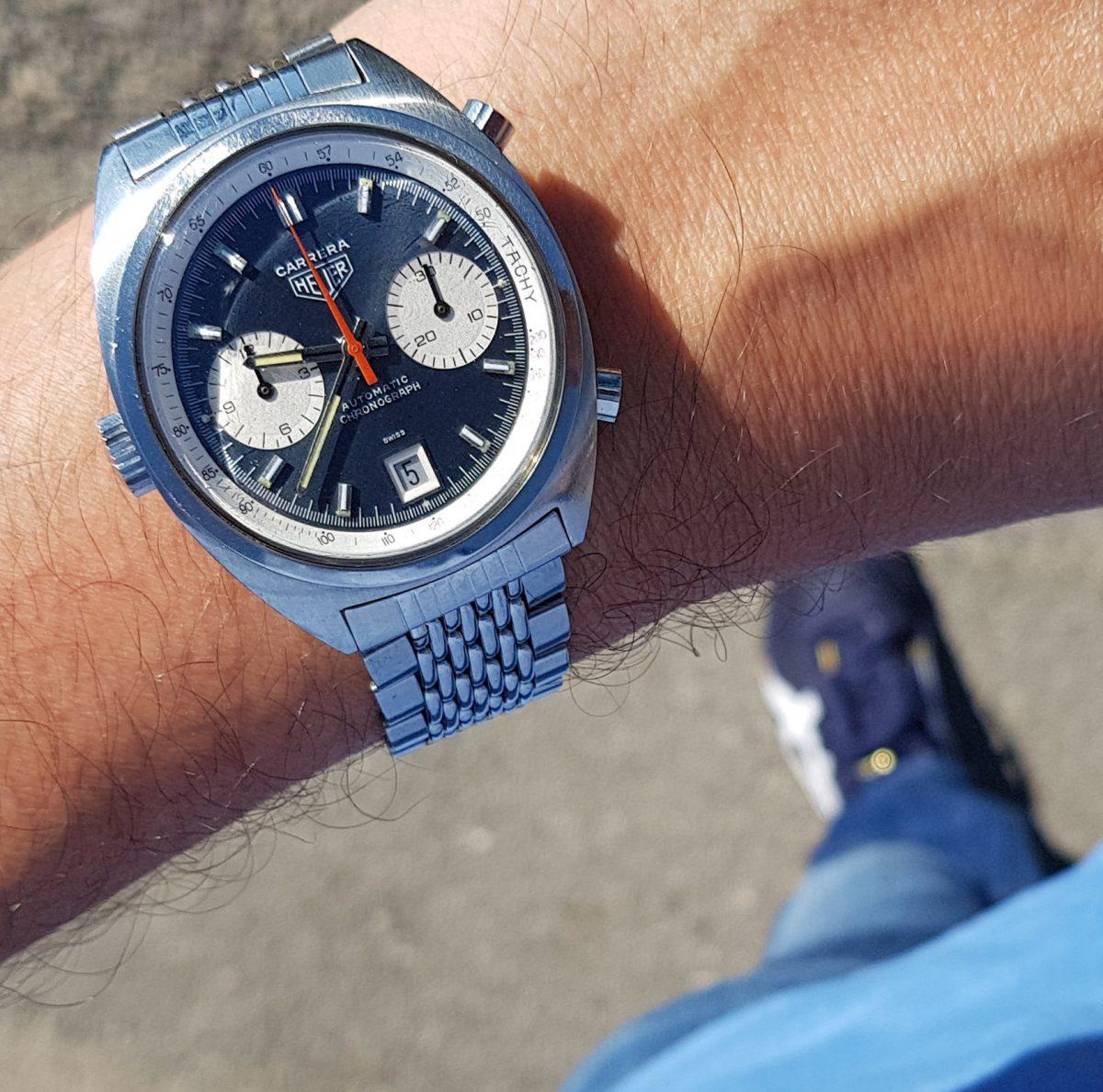 Heuer – Vintage Watch Advisors
